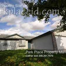 Rental info for 8494 W Shooting Star Dr