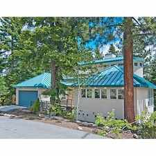 Rental info for Single Family Home Home in Incline village for Owner Financing