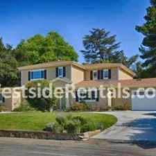 Rental info for Beautiful Home in the La Crescenta-Montrose area