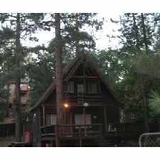 Rental info for Rustic Cabin Walking Distance to Hiking Trail
