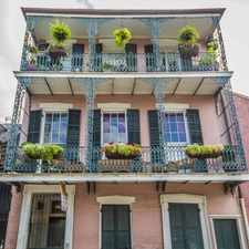Rental info for $2250 2 bedroom Townhouse in French Quarter in the Lakeview area