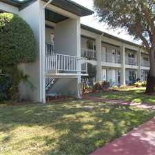 Rental info for Tarpon Springs Manor Apartments