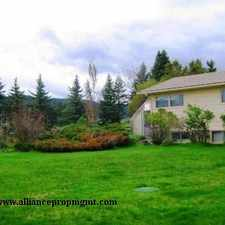 Rental info for Rent Reduction!! $200 Off Rent 1st 2 Months-Home Minutes to Bozeman 4bd/3Ba
