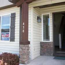 Rental info for Roosevelt Meadows Townhome
