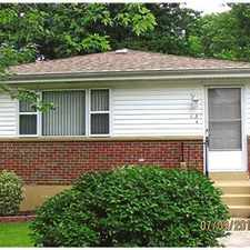 Rental info for Home for Rent by Owner in the Webster Groves area