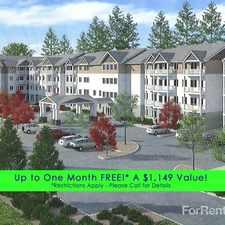 Rental info for Vintage at Lakewood - Senior Living