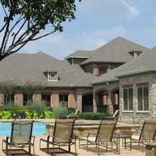 Rental info for Oaks Riverchase Apartments in the Dallas area