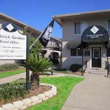 Rental info for Frederick Gardens