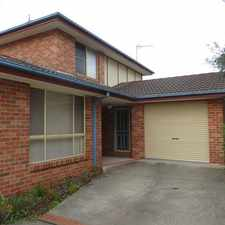 Rental info for Well Presented 2 Bedroom Townhouse. in the Wollongong area