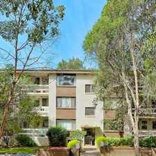 Rental info for APPLICATION APPROVED AND DEPOSIT TAKEN in the Sydney area