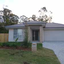 Rental info for GREAT NEW ESTATE - LONG LEASE AVAILABLE in the Brisbane area