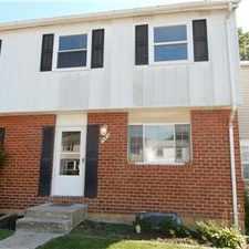 Rental info for 457 Mainview Court, Glen Burnie, MD
