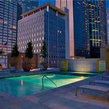 Rental info for Upscale Living in Downtown Dallas in the Dallas area
