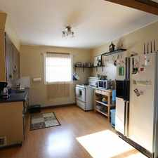 Rental info for 562 Wardlaw Avenue in the Winnipeg area