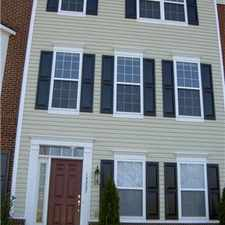 Rental info for Centreville Townhouse 3 Bedrooms in the Centreville area
