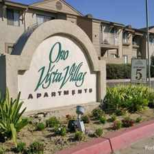 Rental info for Oro Vista Villas