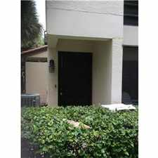 Rental info for Palm Aire 1/1 Furnished Vacation Condo
