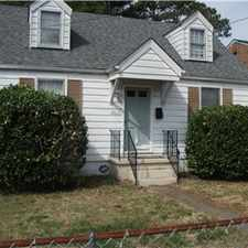 Rental info for Home for Rent in the Norfolk area
