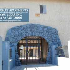 Rental info for Glenoaks Apartments in the Sylmar area