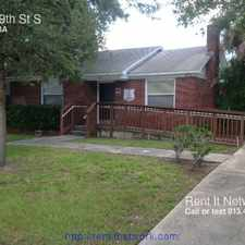 Rental info for 530 49th St S
