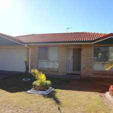 Rental info for OPEN SAT 22ND AUG 9.15-9.30 AM-LOCATION, CONVENIENCE, PERFECT FAMILY HOME in the Upper Coomera area