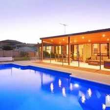 Rental info for LUXURY RESIDENCE IN COASTAL SUBURB! in the Mindarie area