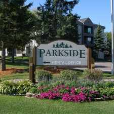 Rental info for Parkside Apartments at Medicine Lake