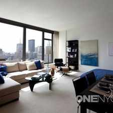 Rental info for 150 E 58th St #16HH