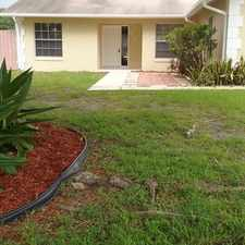 Rental info for Available Now! 3 Bedroom 2 Bath Pet Friendly Home with a Pool