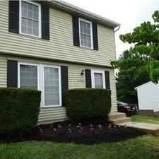 Rental info for Hampstead,MD, 3 Bedrm Duplex