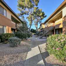 Rental info for Tropicana Springs Apartments in the Henderson area