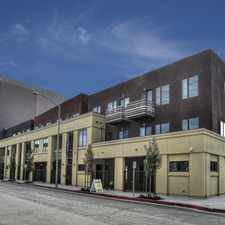 Rental info for Mason at Hive in the Koreatown-Northgate area