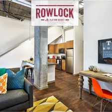 Rental info for Rowlock