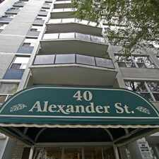 Rental info for 40 Alexander Street in the Church-Yonge Corridor area