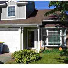 Rental info for 201 Green Blade Dr Dover Three BR, Updated duplex on the corner
