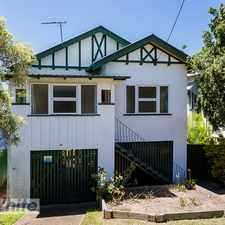 Rental info for LEASED BY RAY WHITE COORPAROO! in the Holland Park area
