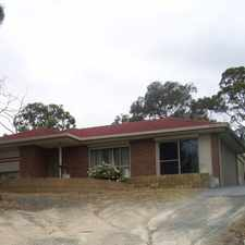 Rental info for On the Edge of Town Close to Facilities in the Mount Barker area