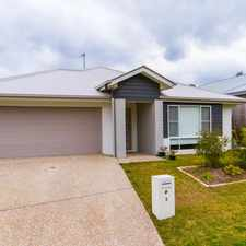 Rental info for SPACIOUS, VIBRANT & WELL POSITIONED in the Upper Coomera area