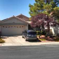 Rental info for $2050 3 bedroom House in Henderson in the Henderson area