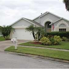 Rental info for Waterfront Meadow Pointe 3/2 in the Wesley Chapel area