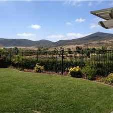 Rental info for Stunning 4S Ranch view home