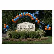 Rental info for Creek Bend Apartments in the East End area