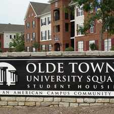 Rental info for Olde Towne University Square in the Westgate area