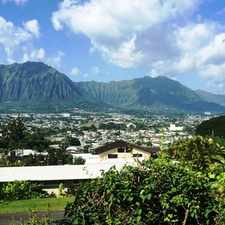 Rental info for Charming 2 bedroom / 1.5 bath / 2 uncovered parking stalls duplex in Kaneohe