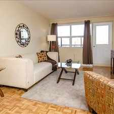 Rental info for 1161 and 1171 Wellington Street West, 1BR in the Somerset area