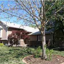 Rental info for Spacious Derby Home on a Beautiful Corner lot