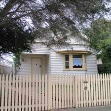 Rental info for Charming Home in Beautiful Street in the Geelong area
