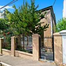 Rental info for RENOVATED 1 BEDROOM BOUTIQUE APARTMENT in the Bondi Junction area
