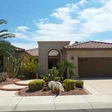 Rental info for 2149 N 164th Ave , Goodyear
