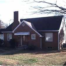 Rental info for Cute and Quant Free Standing House - 4Br/2Bath in the Raleigh area